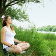 meditating — Stock Photo #29746225