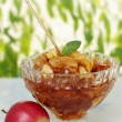Candied apple — Stock Photo #34245931