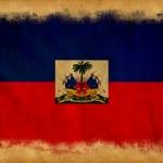 Haiti grunge flag — Stock Photo #11405122