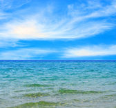 Beautiful tropical seascape — Stockfoto