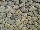 Rock wall texture — Stock Photo