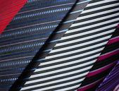 Tie textures — Stock Photo