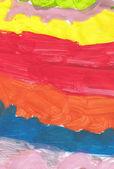 Fond aquarelle coloré — Photo