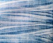 Randig jeans konsistens — Stockfoto