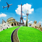 Travel the world conceptual image — Stock Photo #14978715