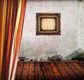 Habitación vacía grunge — Foto de Stock