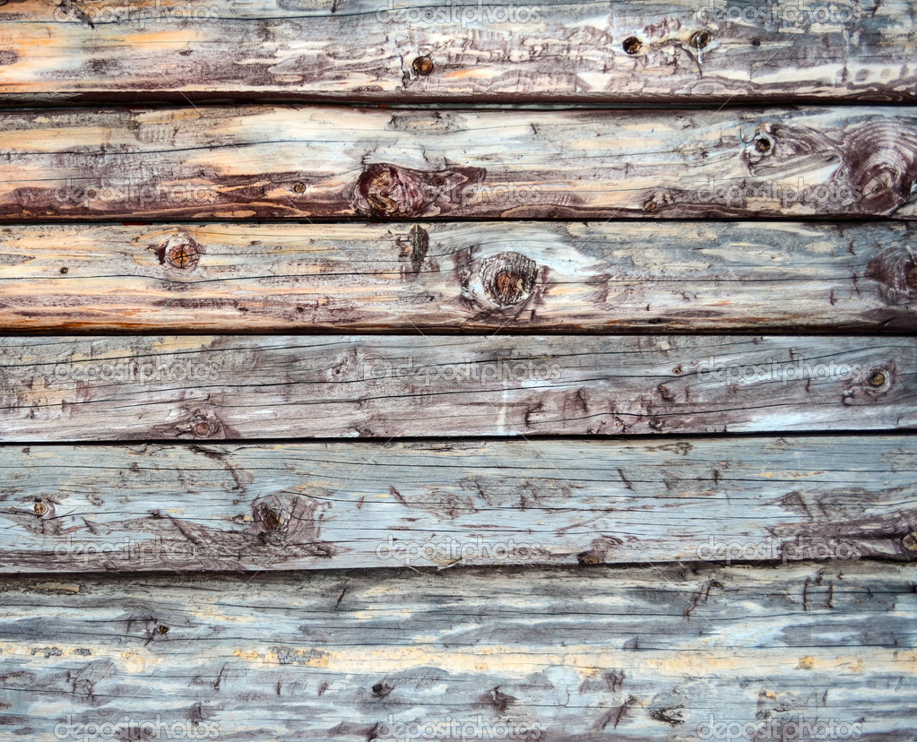 Brown wood texture wth natural pattern — Stock Photo #16884541