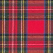Seamless tartan background — Stock Photo