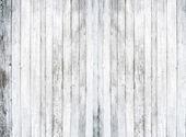 白い木製の背景 — ストック写真