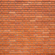 Perfect brick wall background — Stock Photo