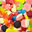 Colorful candies background — Stock Photo #22198381