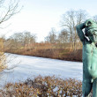 Stock Photo: Statue in park - Copenhagen Denmark