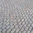 Street cobblestone texture — Stock Photo