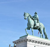 Monumentet i köpenhamn - danmark — Stockfoto