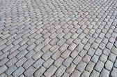 Textura de rua de paralelepípedos — Foto Stock