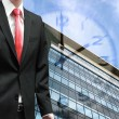 Business on the move conceptual image — Stock Photo #23616329