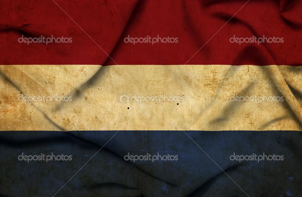 Netherlands Flag Waving Netherlands Waving Flag