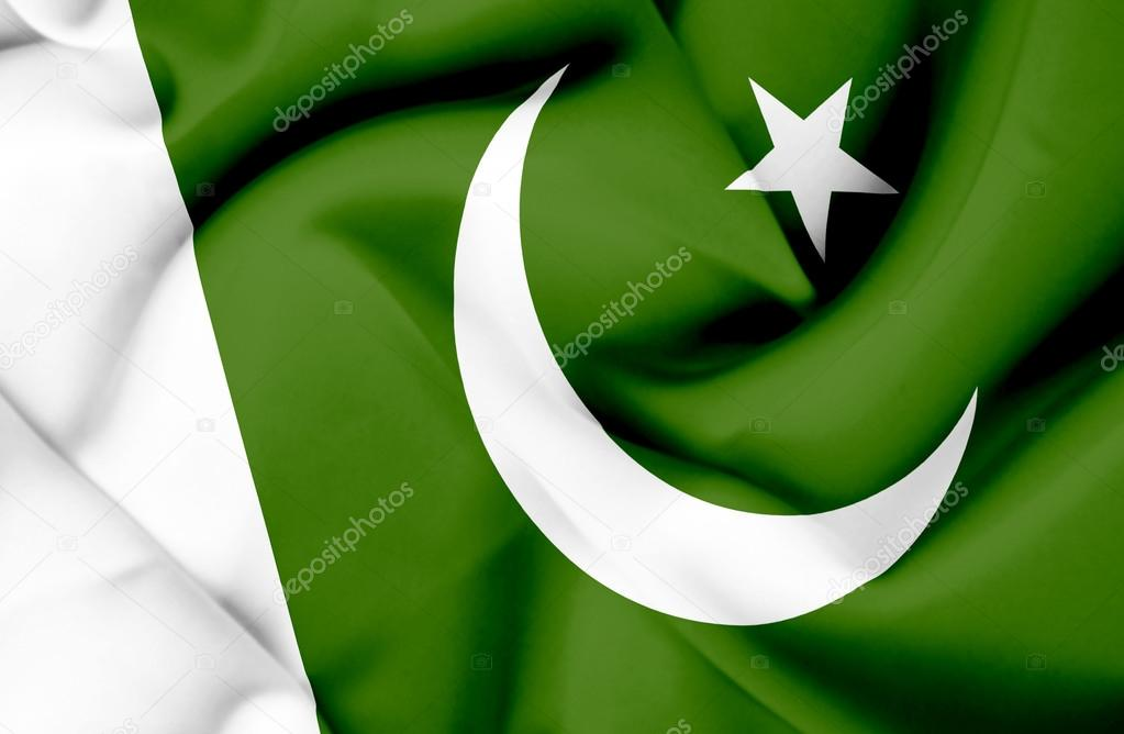 Pakistan Flag Waving Wallpaper Pakistan Waving Flag Photo