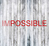 Possibility concept — Stock Photo