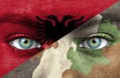 Asker arnavutluk — Stok fotoğraf
