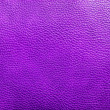 Stock Photo: Purple leather texture background