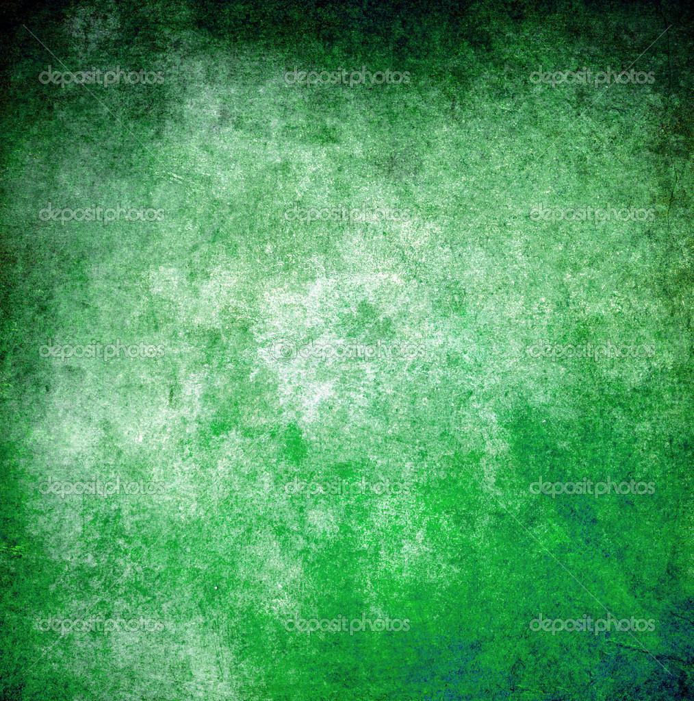 Grunge verde pintura pared fondo o textura foto de stock for Pintura pared verde