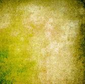Grunge grün malen wand hintergrund oder textur — Stockfoto