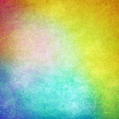 Multicolored grunge paint wall background or texture — Stock Photo