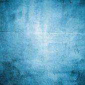 Plano de fundo ciano grunge ou textura — Fotografia Stock