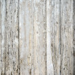 White wood background — Stock Photo