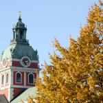 Saint James's Church in Stockholm Sweden — Stock Photo