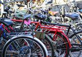自行车 — 图库照片