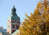 Saint James's Church in Stockholm Sweden — Stockfoto