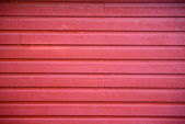 Red wood background — Stock Photo