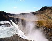 Gullfoss Waterfall Iceland — Stock Photo