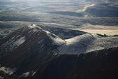 Iceland Volcanos ladnscape — Stock Photo