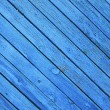Texture of Wood blue panel for background — Stock Photo