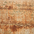 Stock Photo: Metal corroded texture