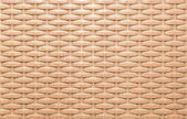 Abstract decorative wooden textured basket weaving background. — Stock Photo