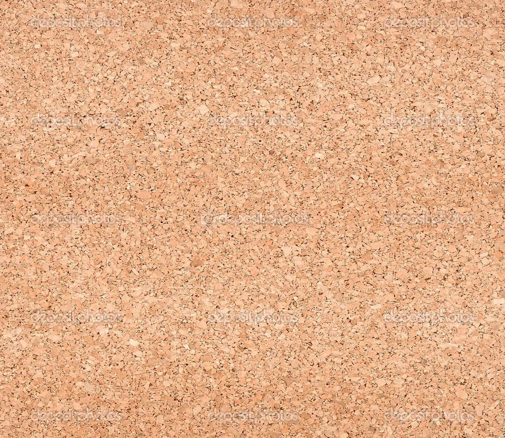 cork board for backgrounds or textures stock photo