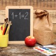 Back to school! Education concept! — Stock Photo