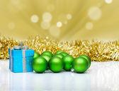 Cadeaux de Noël — Photo