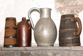 Vintage crockery — Стоковое фото