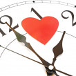 Royalty-Free Stock Photo: Time for love