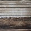 Old room, old fabric background border wooden plank — Stock Photo #34057157