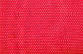 Red polka dot background — Stock Photo