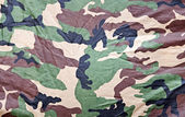 Closeup of military fabric pattern background — Stock Photo
