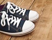Chaussures de sport — Photo