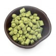 Pellets of hops — Stock Photo #42960671