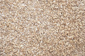 Wheat grain milled ground as a background  — Stock Photo
